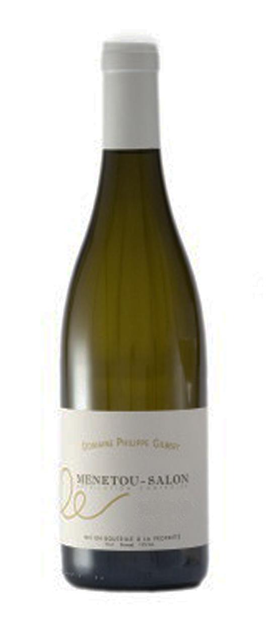 Domaine philippe gilbert menetou salon blanc 2017 for Vin menetou salon blanc