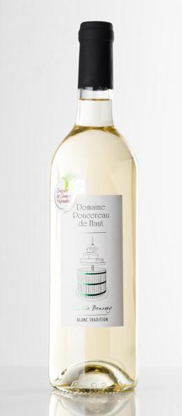 Domaine Poncereau de Haut - Blanc Tradition