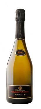Champagne Charles POUGEOISE - Champagne Millésime Blanc de Blanc