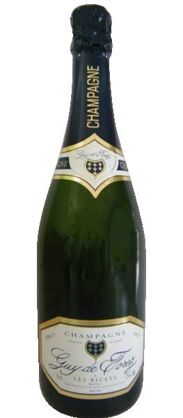 Champagne Guy de Forez - Brut Tradition