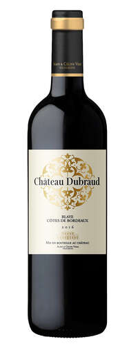 château dubraud rouge - 2018