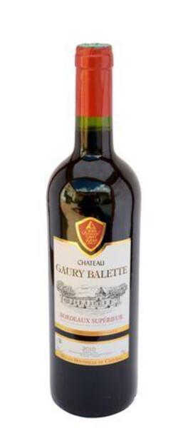 Chateau Gaury Balette - Château Gaury Balette