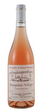 Domaine Christophe et Daniel Rampon - Beaujolais Villages Rosé