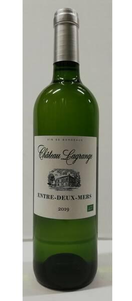 Château Lagrange - ENTRE-DEUX-MERS - Blanc - 2019