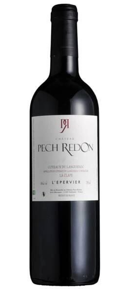 Château Pech Redon - L'Épervier Rouge