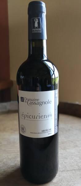 Domaine de Cassagnole - L'Epicurien Rouge