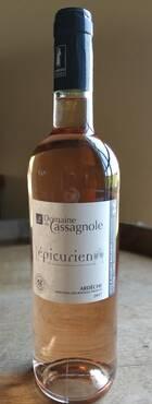 Domaine de Cassagnole - L'Epicurien Rosé