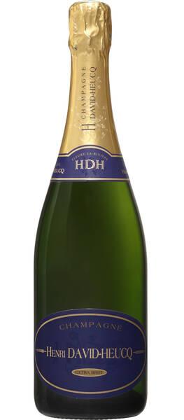 Champagne H. David Heucq - Cuvée Extra Brut