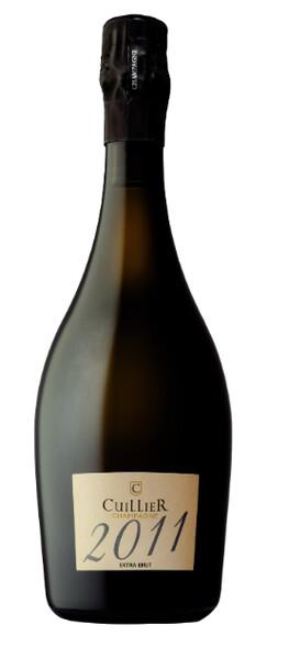 Champagne Cuillier - Millésime - Pétillant - 2011