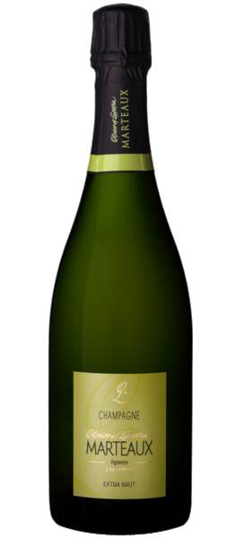 Champagne Olivier et Laetitia Marteaux -  Extra Brut