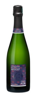 Champagne Anthony BETOUZET - Champagne Extra Brut Pur Terroir