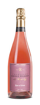 Champagne André Robert - Rose de Vignes