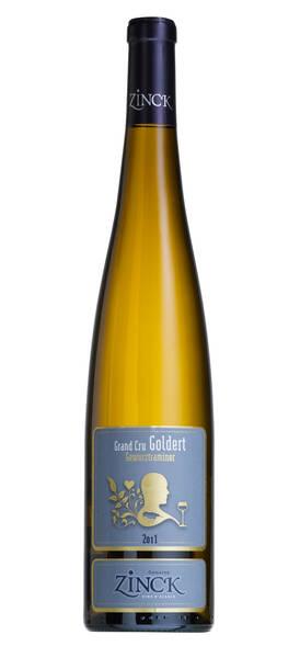 Domaine Zinck - Gewurztraminer Grand Cru Goldert - Blanc - 2012