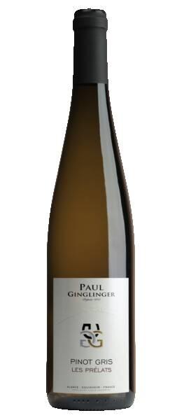 DOMAINE PAUL GINGLINGER  - Pinot Gris Les prélats