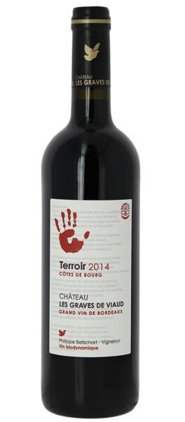Château Les Graves de Viaud - Terroir - Rouge - 2015