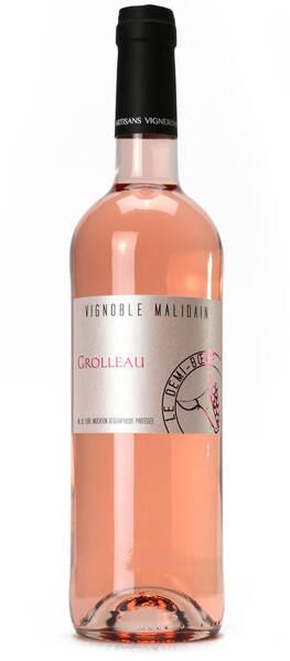 VIGNOBLE MALIDAIN - Grolleau rosé