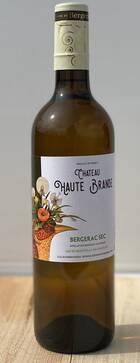 Château Haute Brande Bergerac Sec