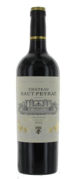 Château Haut-Peyrat - Château Haut-Peyrat - Rouge - 2015