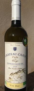Château Cajus - Cuvée des Anges