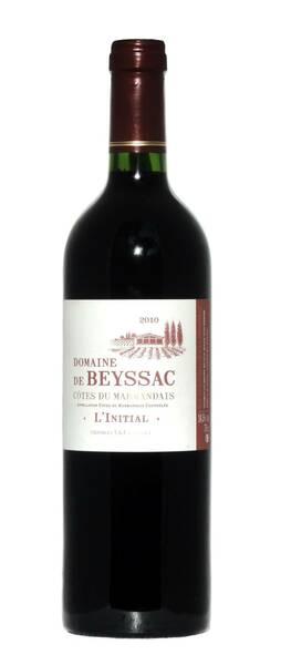 Domaine de Beyssac - L'Initial - Rouge - 2010