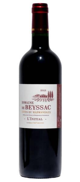 Domaine de Beyssac - L'Initial  BIO - Rouge - 2013
