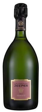Champagne Jeeper - Champagne Jeeper Grand Rosé