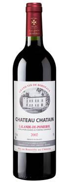 Château Chatain - Château Chatain 2002