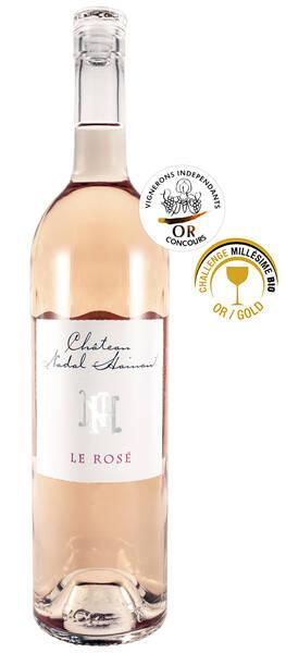 Château Nadal-Hainaut - Le rosé