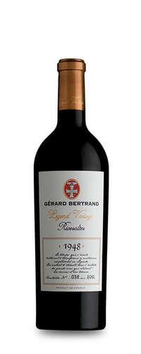 legend vintage rivesaltes  gérard bertrand