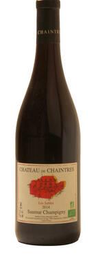 Château de Chaintres - Les Sables