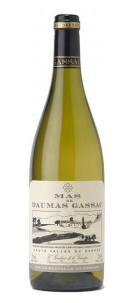 Mas De Daumas Gassac - Cuvée Blanc 2017 - Primeur Livraison Avril 2018