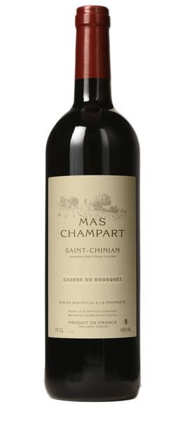 Mas Champart - Saint-Chinian Rouge Causse du Bousquet