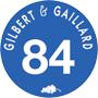 Gilbert et Gaillard 84/100
