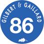 Gilbert et Gaillard 86/100