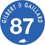 87/100 Gilbert et Gaillard