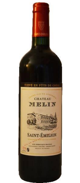 Château Melin - Château Melin rouge 2014