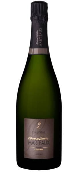 Champagne Olivier et Laetitia Marteaux - MILLESIME 2012