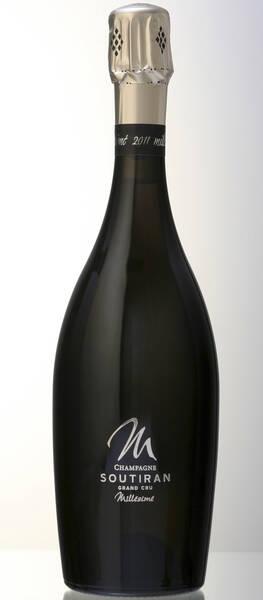 Champagne Soutiran - Cuvée Millésimée Grand Cru