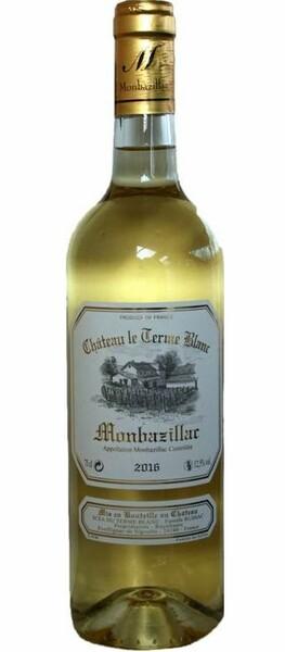 Château Le Terme Blanc - Monbazillac 2016
