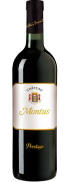 Châteaux Montus et Bouscassé - Château Montus Prestige 1998