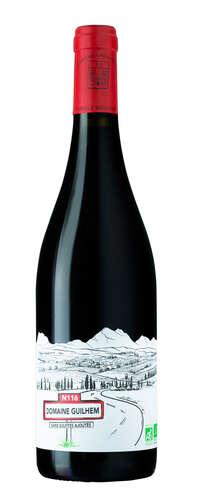 n116 - vin sans sulfites ajoutés