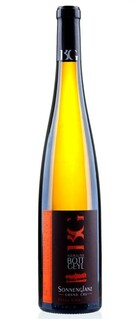 PINOT GRIS Grand Cru SONNENGLANZ Vendanges Tardives 2010