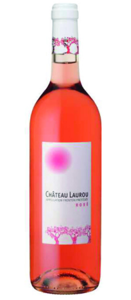 Château Laurou - Château Laurou rosé