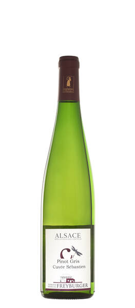 Domaine Marcel Freyburger - Pinot Gris 2016 Cuvée Sébastien