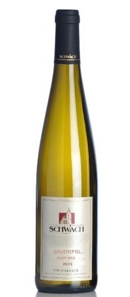 Domaine François Schwach - Pinot Gris Lieu-Dit GRUENSPIEL