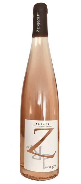 Maison Zeyssolff - Pinot Gris - Rosé - 2018