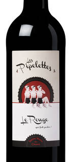 Pipelettes rouge