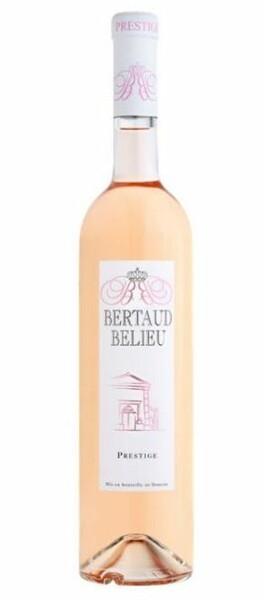 Bertaud-Belieu - prestige - Rosé - 2016