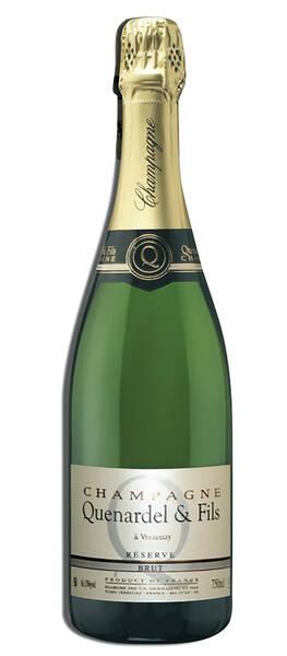 Champagne Quenardel et Fils - Réserve Brut