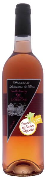 Domaine Poncereau de Haut - Rosé Cabernet